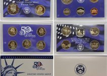 2003 Mint Proof Set