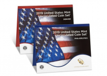 2019 Uncirculated Mint Set Dominates This Week's Mint Sales Report