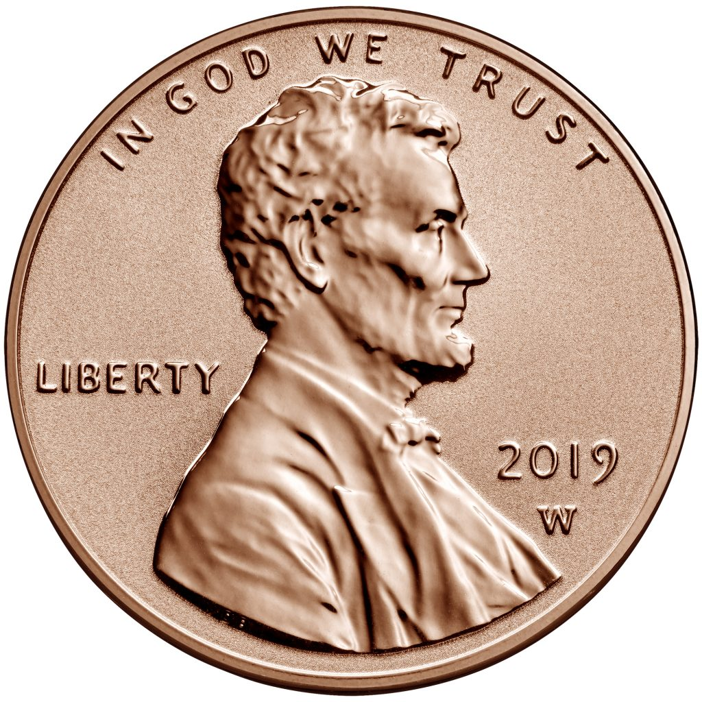 2019-W Lincoln Cent Proof