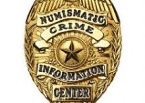 Numismatic Crime Information Center Shield
