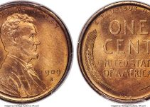 1909-S VDB Lincoln Cent Sells for $50,400 at Auction