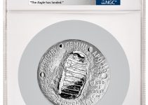 NGC to Offer a Special Label and Designation for Apollo 11 Anniversary Week