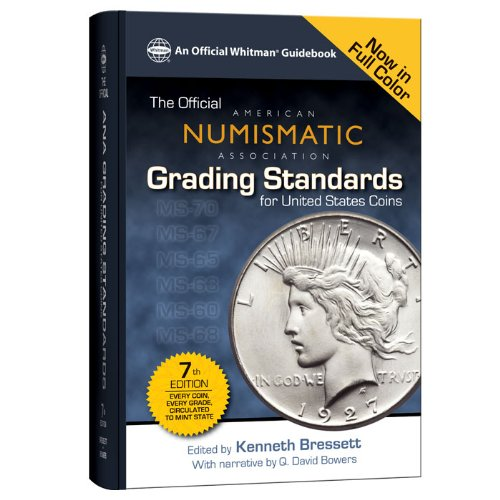 Offical ANA Grading Standards for United States Coins