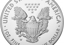 2019 American Eagle Silver Proof Reverse
