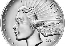 US Mint Releases 2019 American Liberty Silver Medal Images