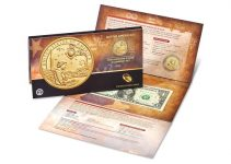 2019 Native American Coin & Dollar Set