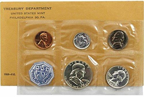 1959 Mint Proof Set