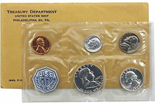 1963 Mint Proof Set
