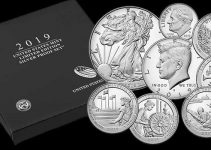 2019 Limited Silver Proof Set
