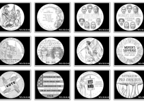 2020 Women's Suffrage Medal Candidate Images Released by CCAC