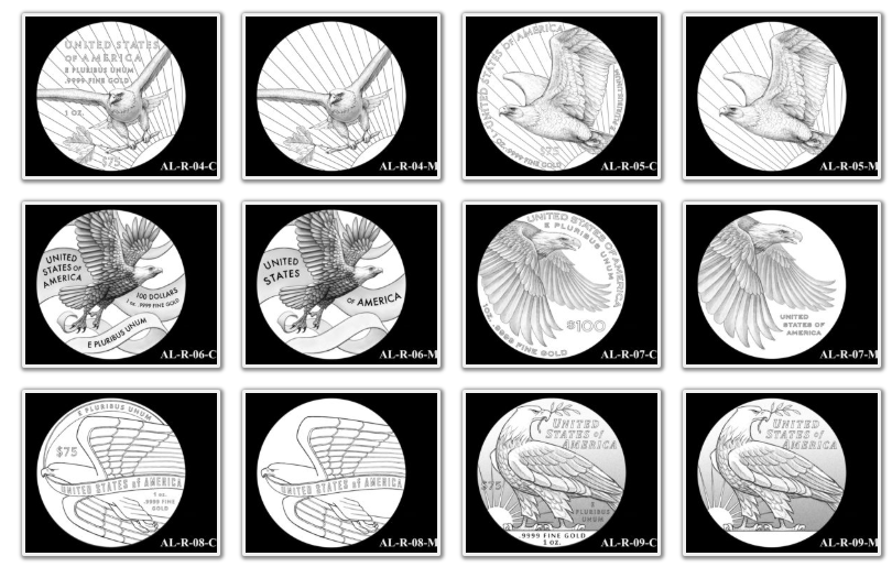 2021 American Liberty Coin & Medal Candidates Page 5