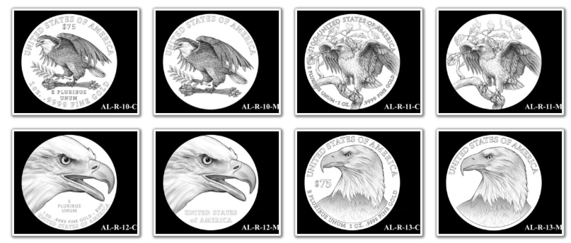 2021 American Liberty Coin & Medal Candidates Page 6