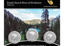 Frank Church River of No Return 3-Coin Set