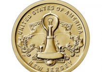 New Jersey American Innovation Dollar Reverse