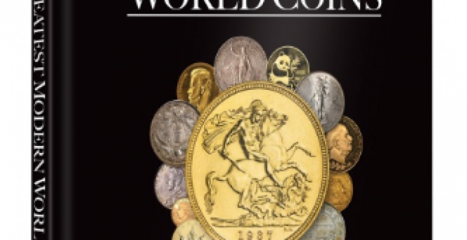 Whitman Publishing Announces New 100 Greatest Modern World Coins Book