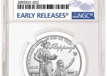 NGC 2020-W Platinum Eagle Early Release Holder