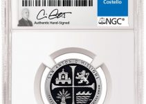 NGC Chris Costello Signature Label