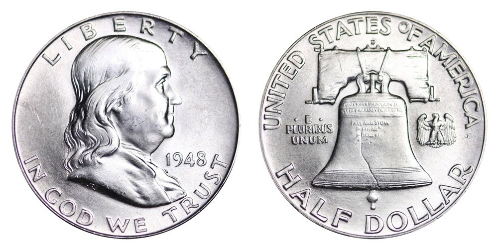 1948 coins us