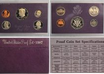 1987 United States Proof Set