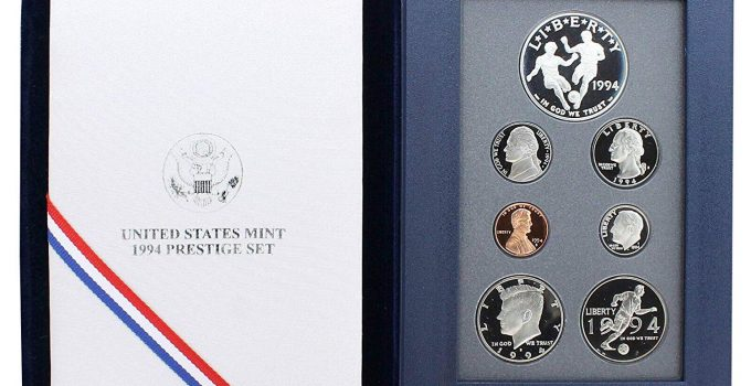 1994 United States Mint Prestige Proof Set