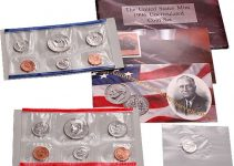 Today's Deal – 1996 Uncirculated Set with 1996-W Roosevelt Dime
