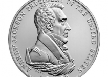 Andrew Jackson Presidential Silver Medal Sales Start Today