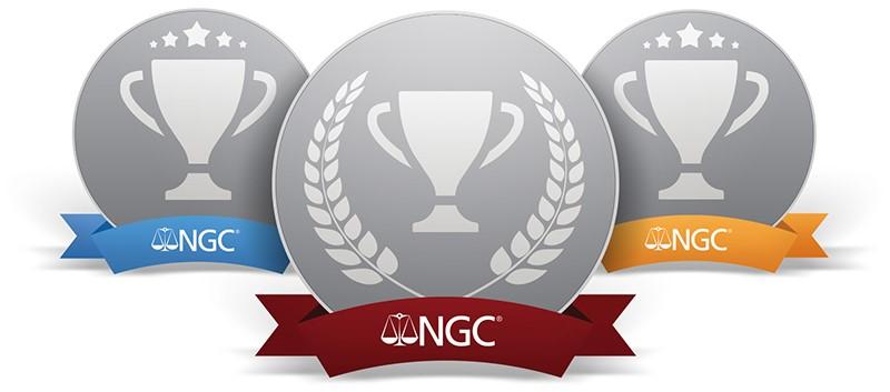 NGC Registry Awards Icon