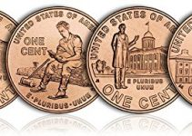 2009 Lincoln Cent Bicentennial Set
