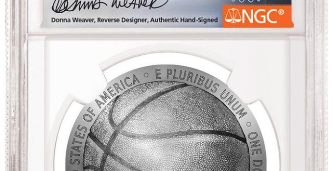 2020 Basketball Hall of Fame Donna Weaver Signed Label