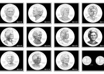 CCAC Releases Candidate Images of Barbara Bush Gold Coin & Bronze Medal