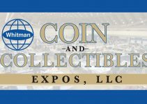 Whitman Coin & Collectibles Expo Logo