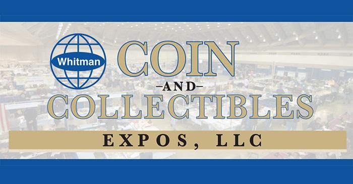 Whitman Coin & Collectibles Expo Logo
