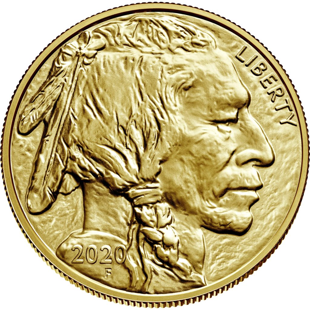 2020 American Buffalo Gold Bullion Coin