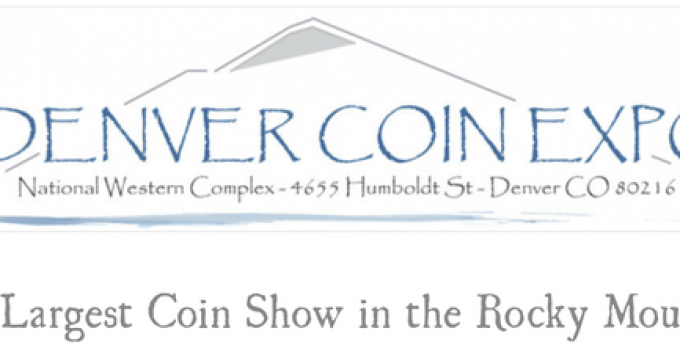 Denver Coin Expo Still Scheduled for May