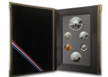 Coin History – United States Prestige Proof Sets