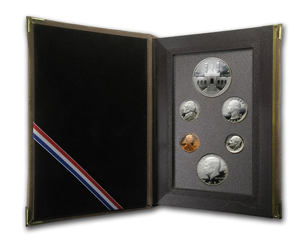 1984 United States Prestige Proof Set