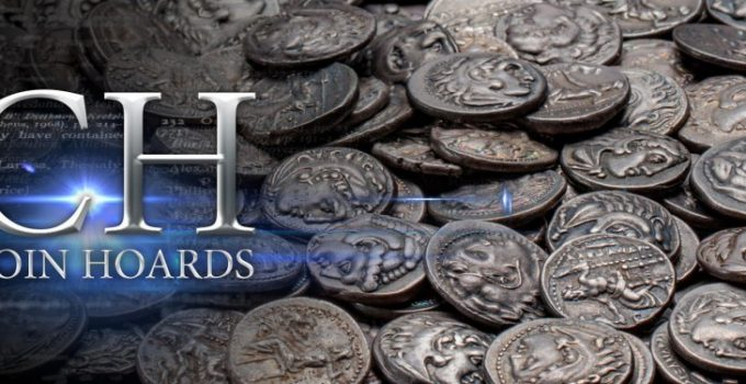 Coin Hoards Banner