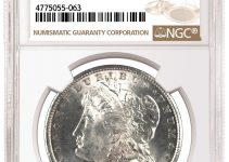 NGC Certifies More than 250 Morgan Dollars from the Atlanta Bank Hoard