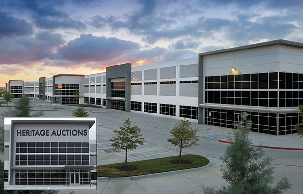 Heritage Auctions New Dallas Campus