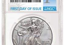 NGC First Day of Issue 2020-P Emergency Product American Eagle (Image Courtesy of NGC)