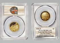 PCGS 2020 Basketball Hall of Fame $5