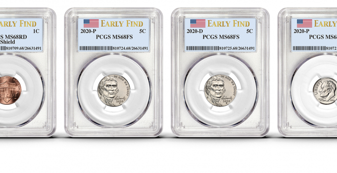 PCGS Coin Quest 2020 Early Find (Images Courtesy of PCGS)