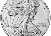 2020-W American Eagle Silver 1-Ounce Coin (Image Courtesy of The US Mint)