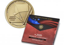 American Innovation Connecticut Reverse Proof
