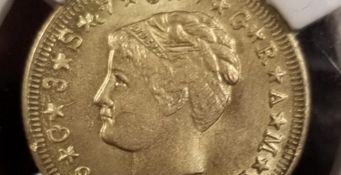 Attempt Made to Sell Fake $300,000 Gold Coin