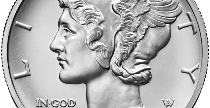 United States Mint Releases Images of 2020 American Eagle Palladium Coin