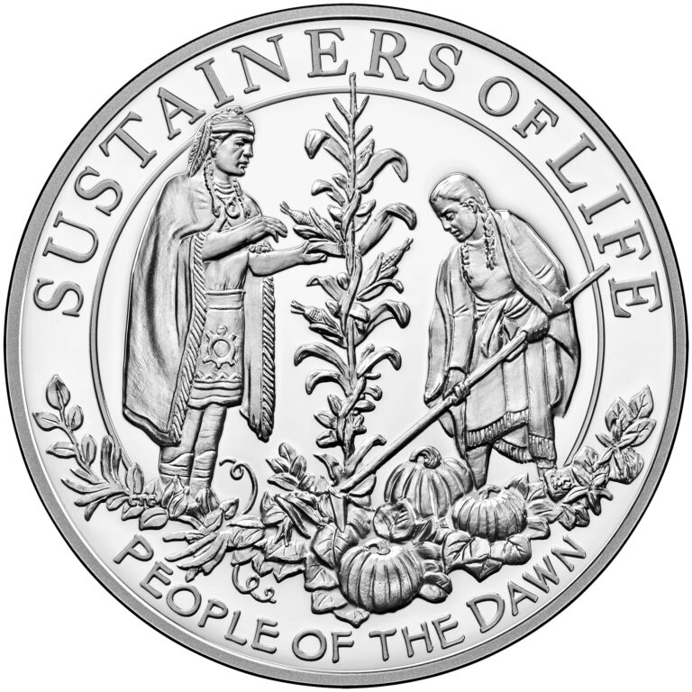 2020 Mayflower 400th Anniversary US Silver Medal Reverse (Image Courtesy of The United States Mint)