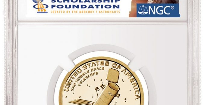 2020-S American Innovation Dollar Maryland - NGC ASF Label (Image Courtesy of NGC)