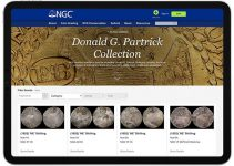 NGC Releases Updated Image Gallery and Video for the Partrick Collection