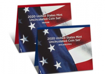 2020 Uncirculated Coin Annual Set
